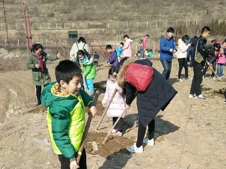 三月植树活动:天山仙人谷植树游玩一日游