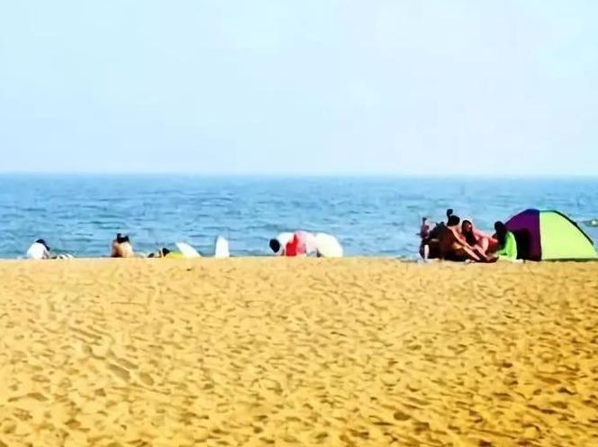 东戴河-让我们相约东戴河,清凉一夏