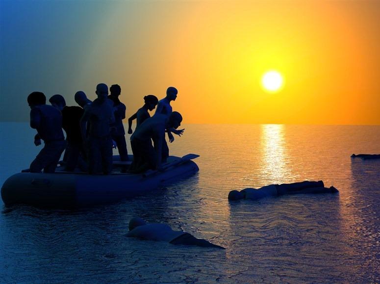 葫芦岛海边消暑游