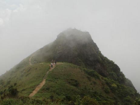 登顶七娘山,漫步云端仙境,享受山野乐趣