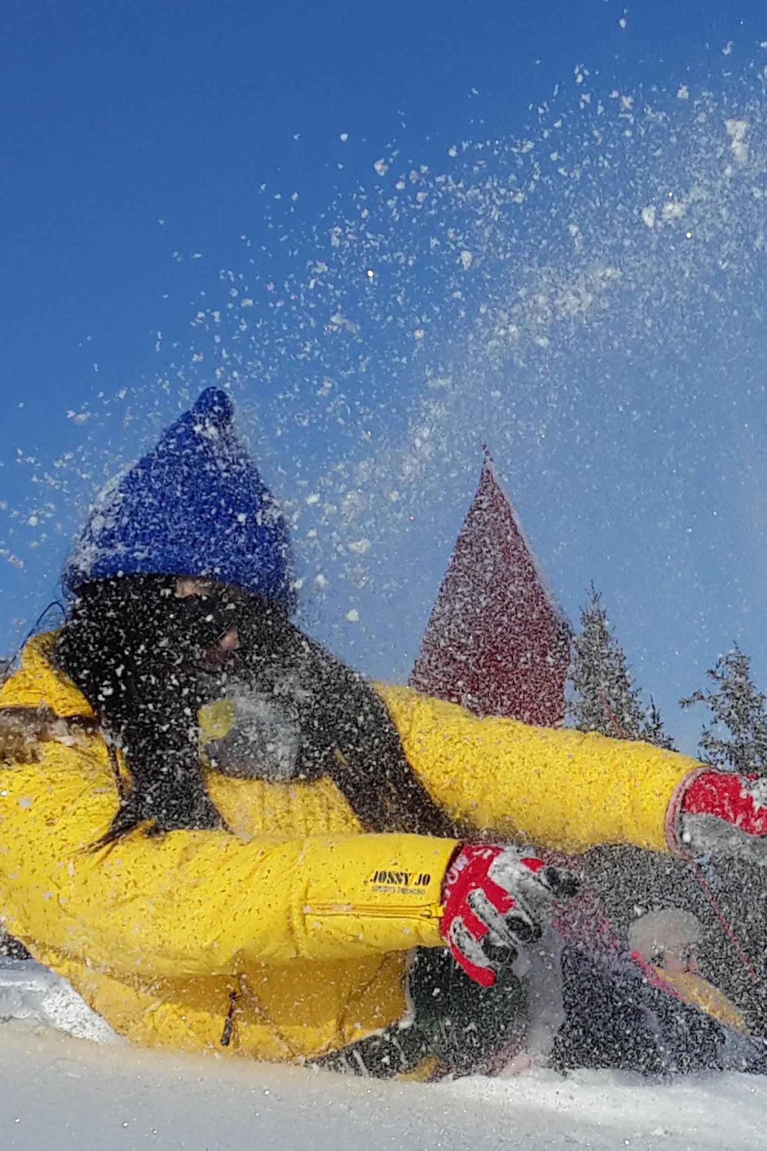 大漠户外汽车俱乐部1月31日赛里冰雪松树头滑划雪