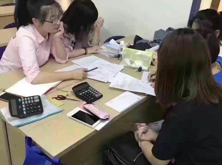 学会计学财务学报税,新手快速学做账体验课