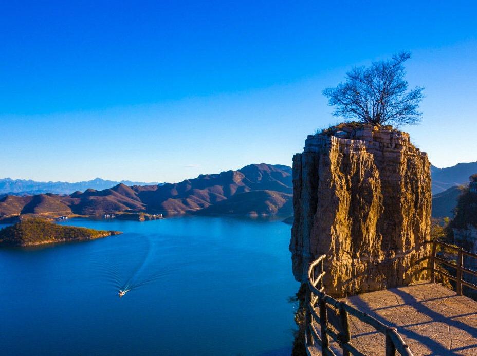 【周末】易水湖(含船票)+太行水镇一日游