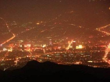 2月21日 周二 夜登紫金山相亲活动