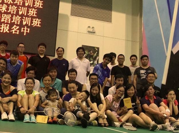 2017-9-23(周六)晚上羽毛球活动