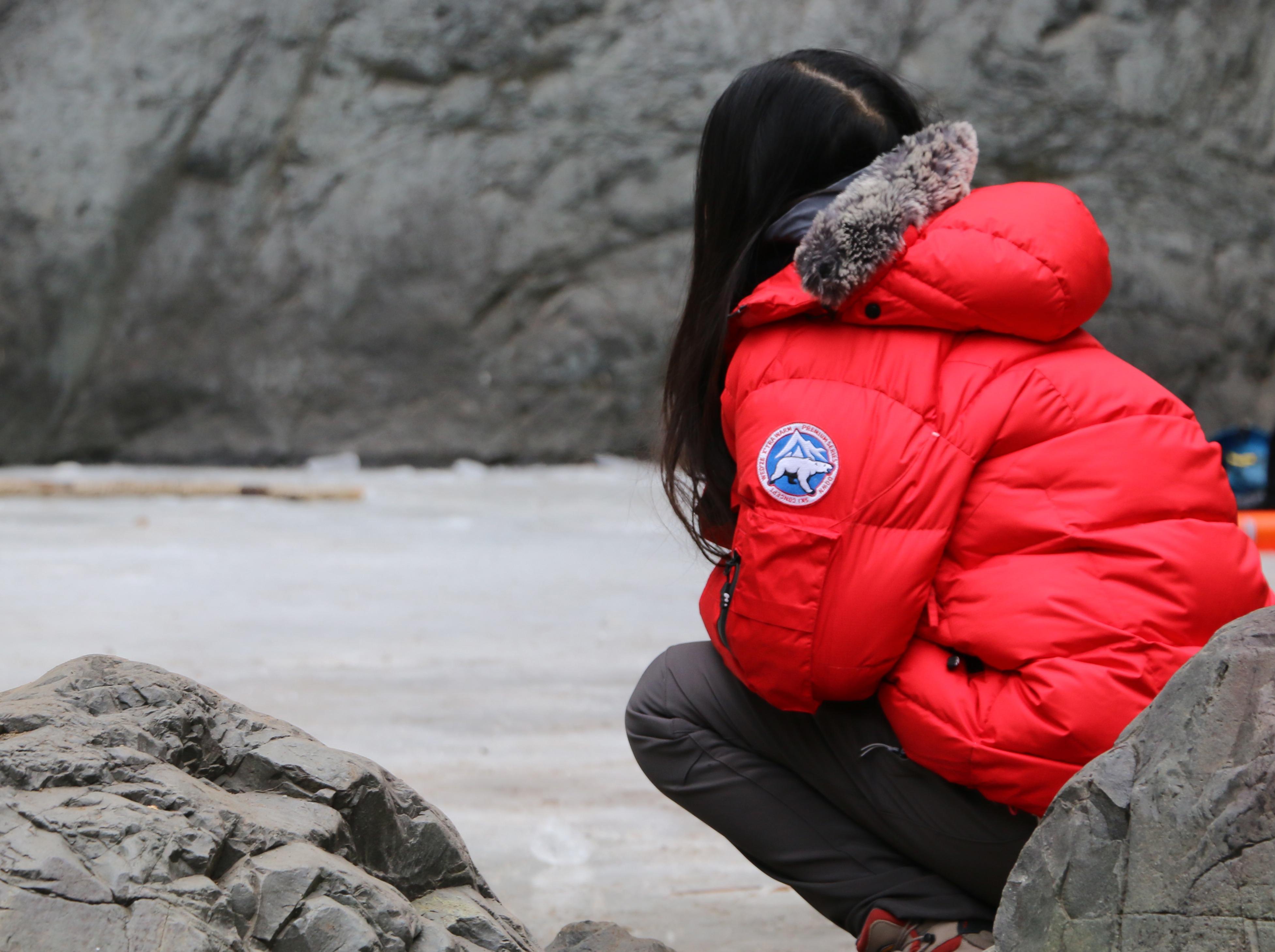 自然冰瀑攀冰体验(星期六)