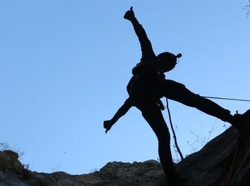 北京最美百米天坑探险体验活动