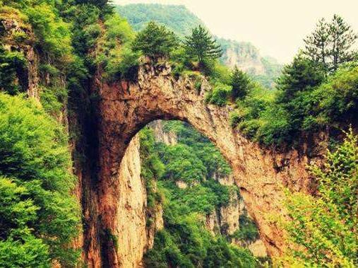 9月14号15号,出行山西壶关鹅屋天生桥