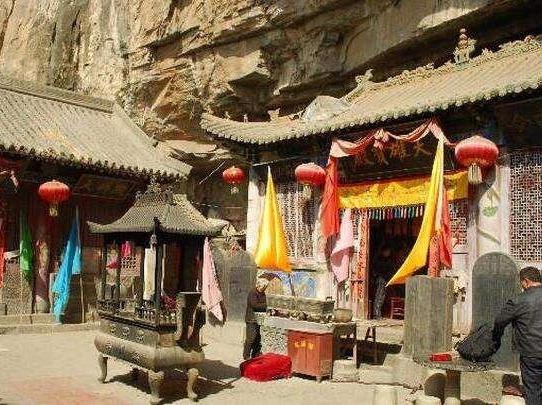 元月5号周六,出行焦作沁阳沐涧寺+老爷庙