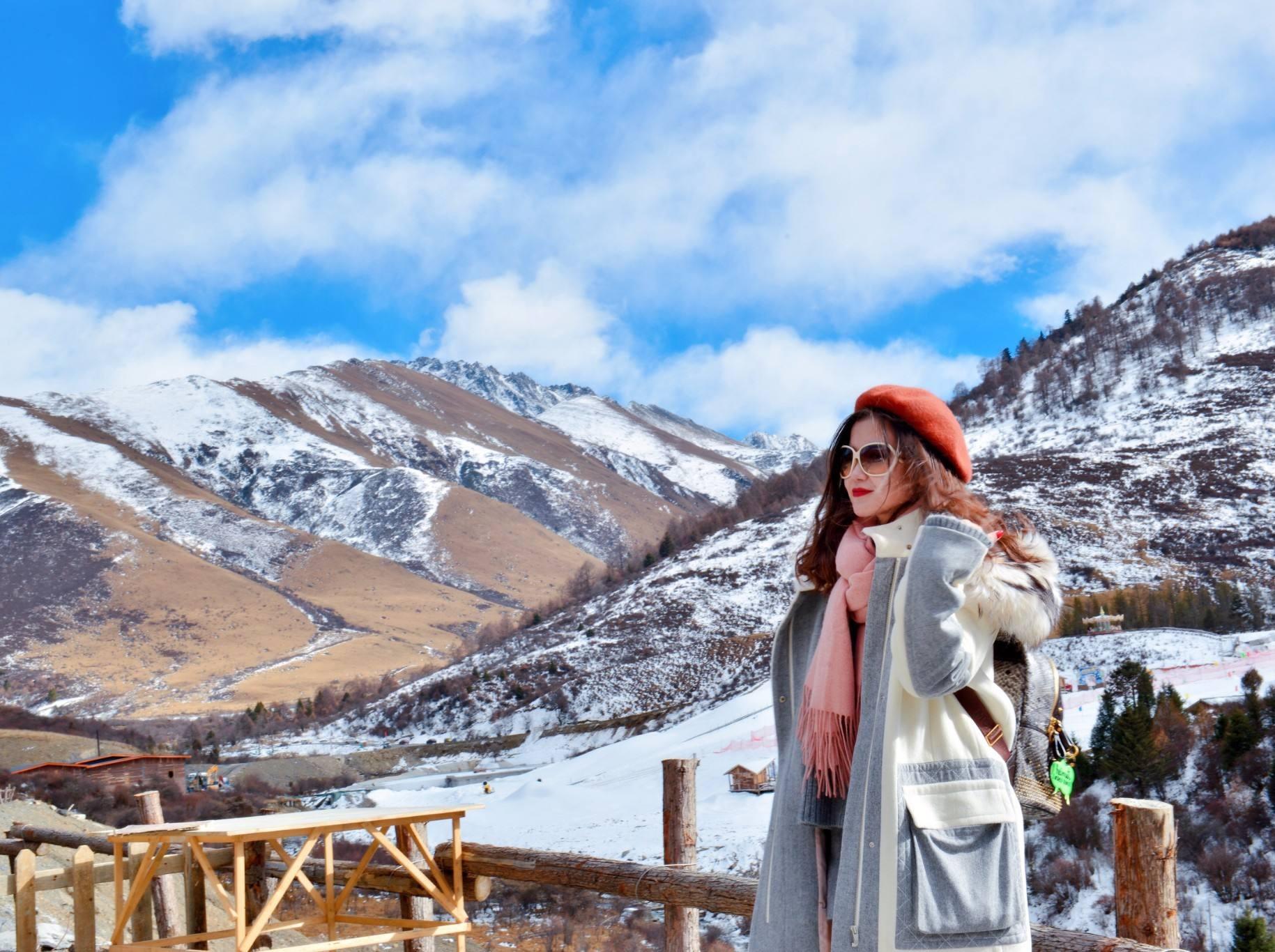 周六鹧鸪山两日滑雪