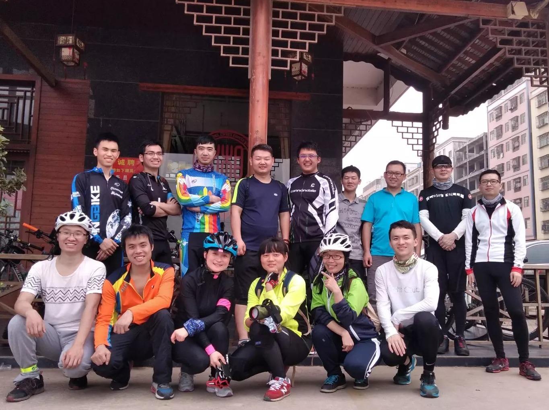 3月11日西丽天虹-东莞大屏障森林公园