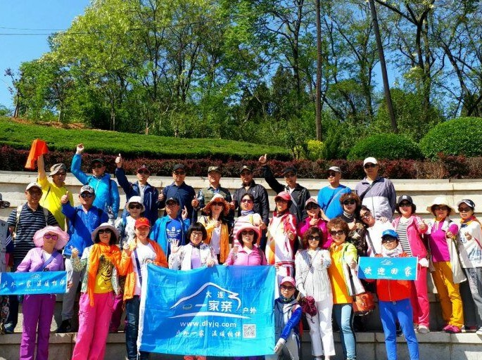 6月13日周二莲花山徒步活动