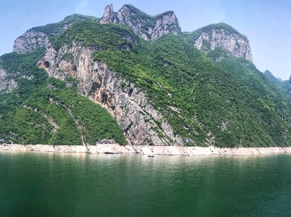 国庆重庆巫山,湖北巴东行
