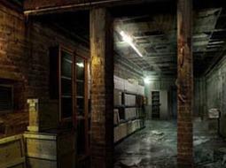未知空间密室逃脱