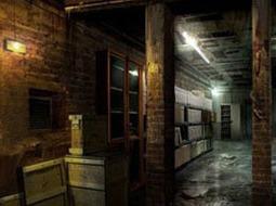 未知空间 密室逃脱
