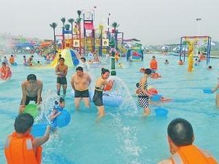 减肥健身游泳,水上乐园活动免费报名中