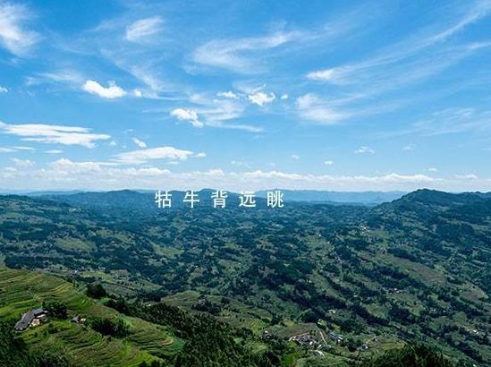 綦江牯牛背徒步露营活动