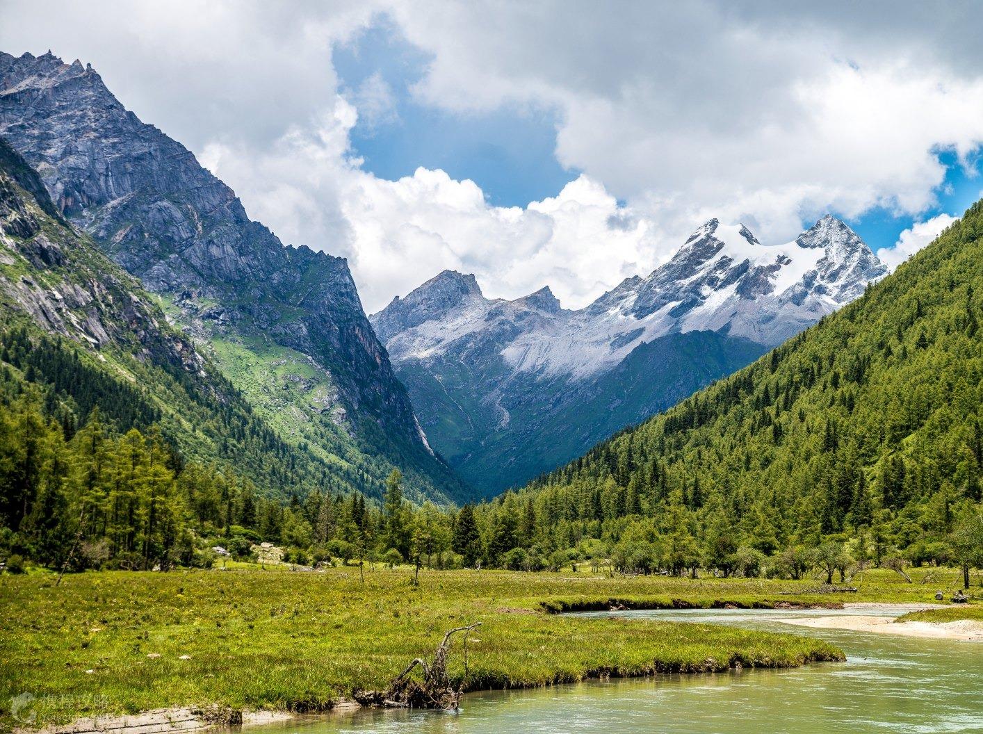 四姑娘山东方的阿尔卑斯,期待与你相遇