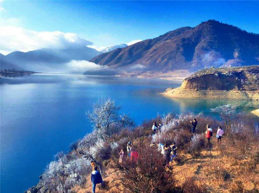 国庆第二期冶勒湖,只因那份原始纯真