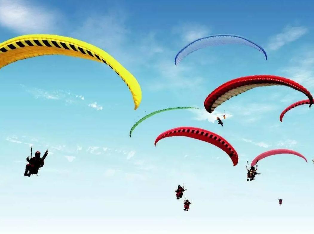 05月11日-12日【宏村+滑翔伞】