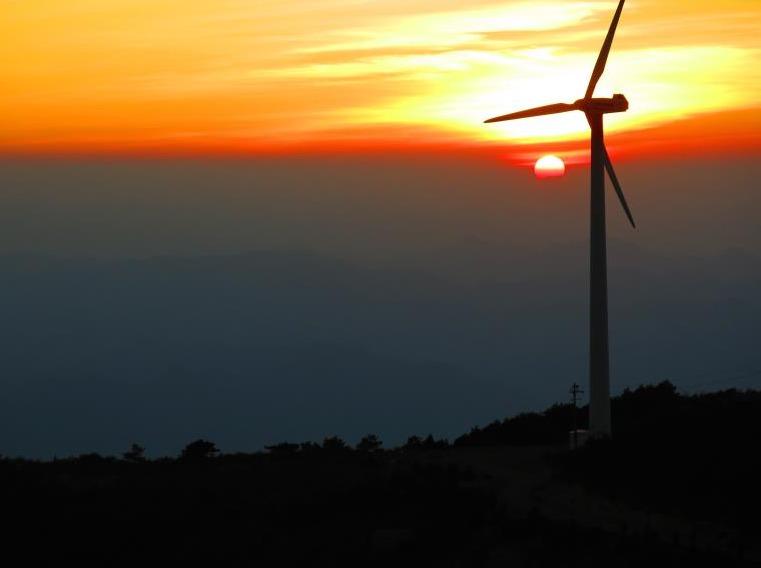 05月18日-19日浪漫风车下徒步括苍山
