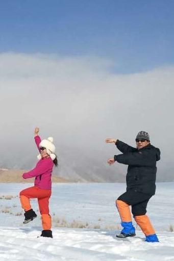 冬季滑雪哪里?跟着阿克苏霞客部落户外去巴依里