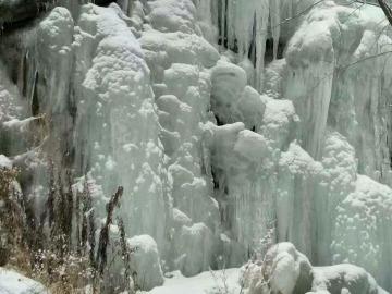 周六一起去看冰瀑