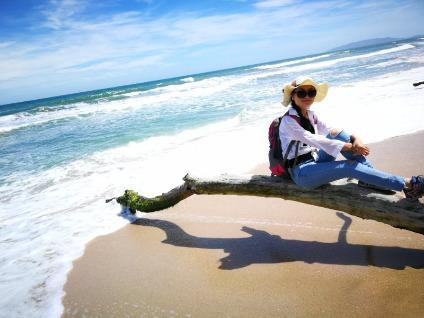 5月19日徒步惠州最美海岸线黑排角