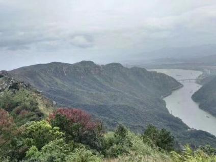 3.25周日徒步登山清远飞来峡