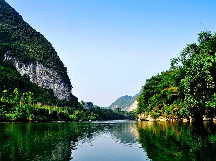 7月29-30号宜州、下枧河二日游
