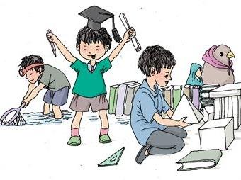 家长沙龙:孩子发展方向的选择与培养