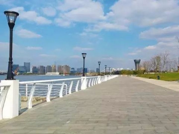 悦动申城第二段~星外滩至黄兴公园
