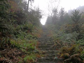 【快乐微驴】12月17日徒步大乘山