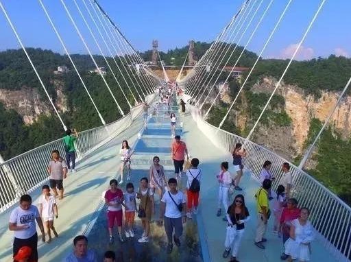 9月5日本溪南芬大峡谷+玻璃桥一日游