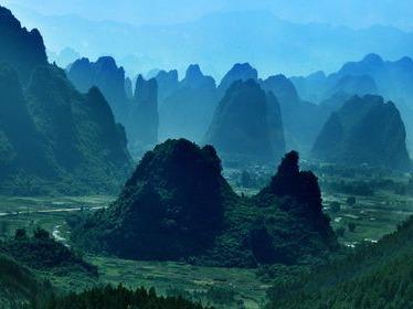 端午 清远英西峰林徒步、探索瑶族千年瑶寨