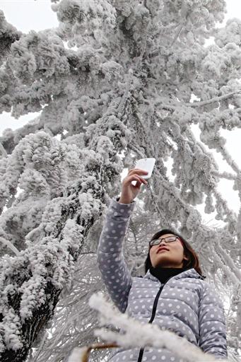 春节相约南岳衡山、赏雾淞雪景奇观、看日出、登高祈福