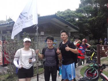 香港麦理浩径六七段徒步