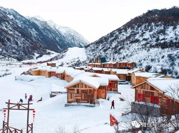 鹧鸪山冬季滑雪2日行