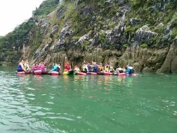 7月29-30日红水河20公里漂流露营活