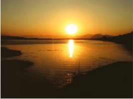 泸州—让我陪你看夕阳,好吗?