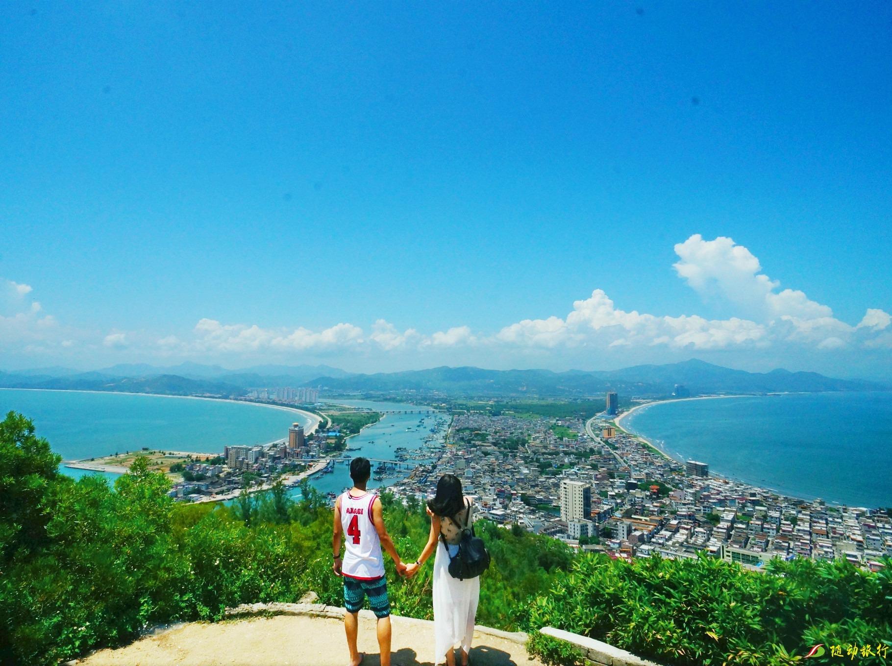 惠州绝美双月湾-勇闯巨石阵-环大星山穿越