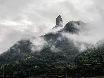 【台州风云户外】5.20仙居天柱峰穿越