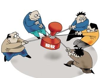 合伙人之间如何分配股权才能避免兄弟变仇人