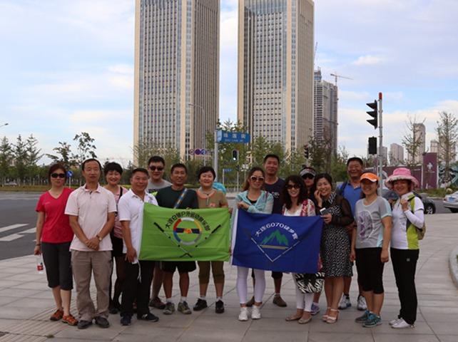 9月6日(周三)东港晚间徒步活动