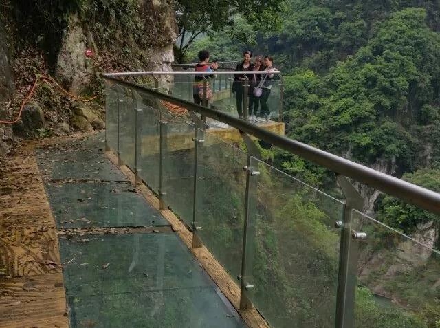 6月4日九鲤溪峡谷赏瀑布过荡桥休闲一日游