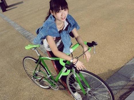 甘坑绿道自行车骑行