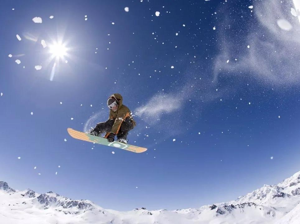 寻找真正爱滑雪的你,畅滑多乐美地!