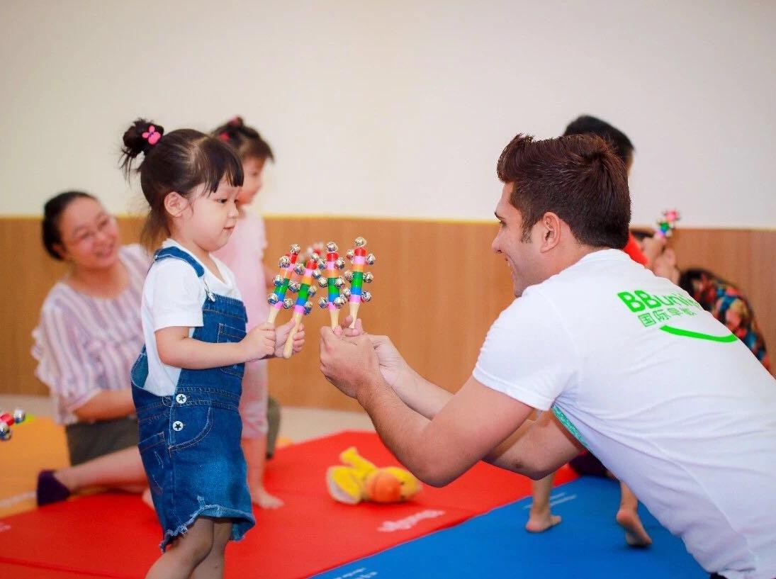 郑东新区育婴早教知识公益讲座
