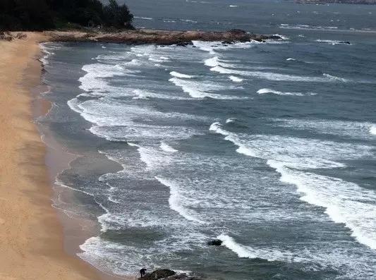 【西柚户外】1号惠州黑排角海岸线穿越