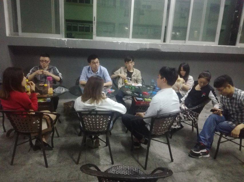 6.15日周六晚上阿亚隆(免费)桌游活动